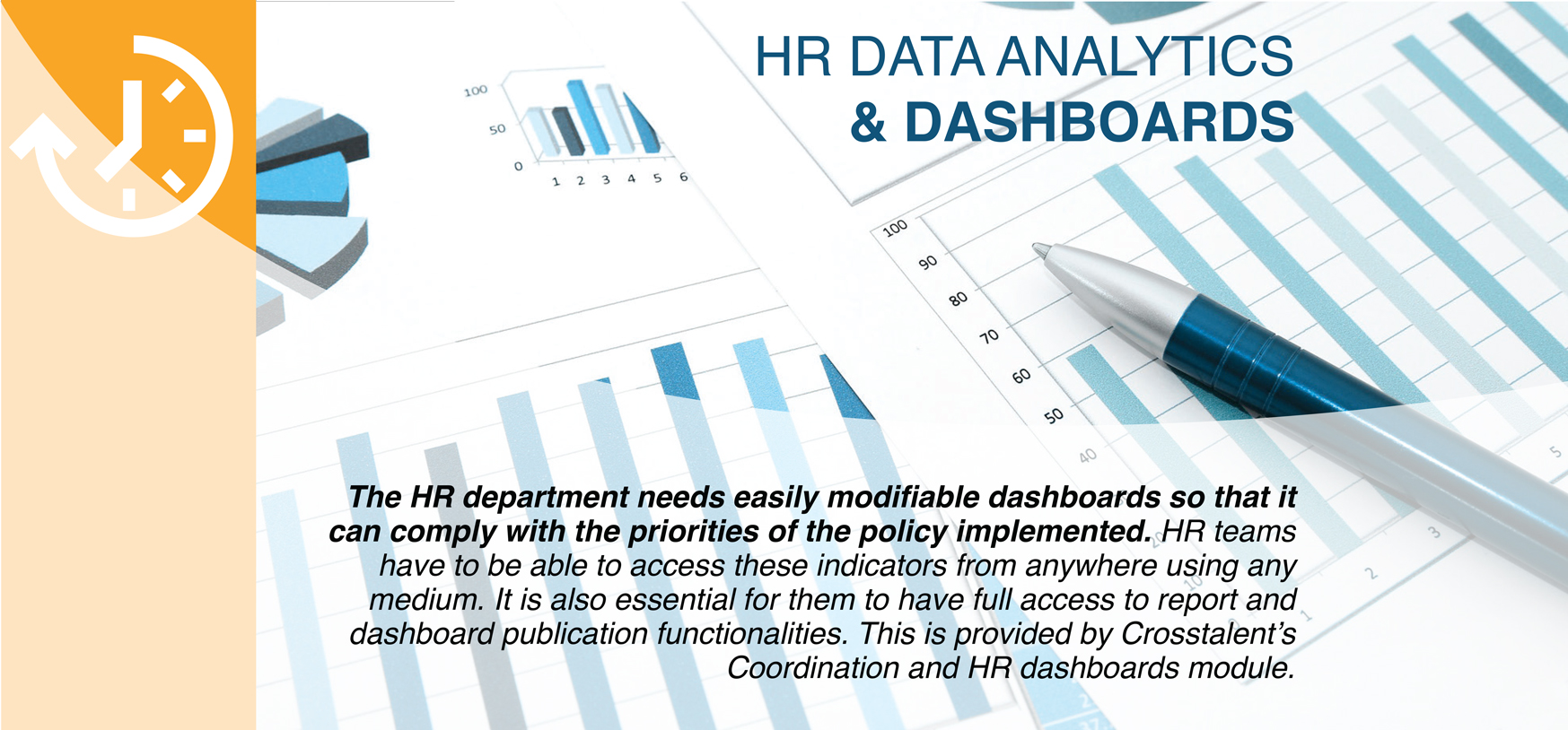 BANNER HR Data analytics & dashboards