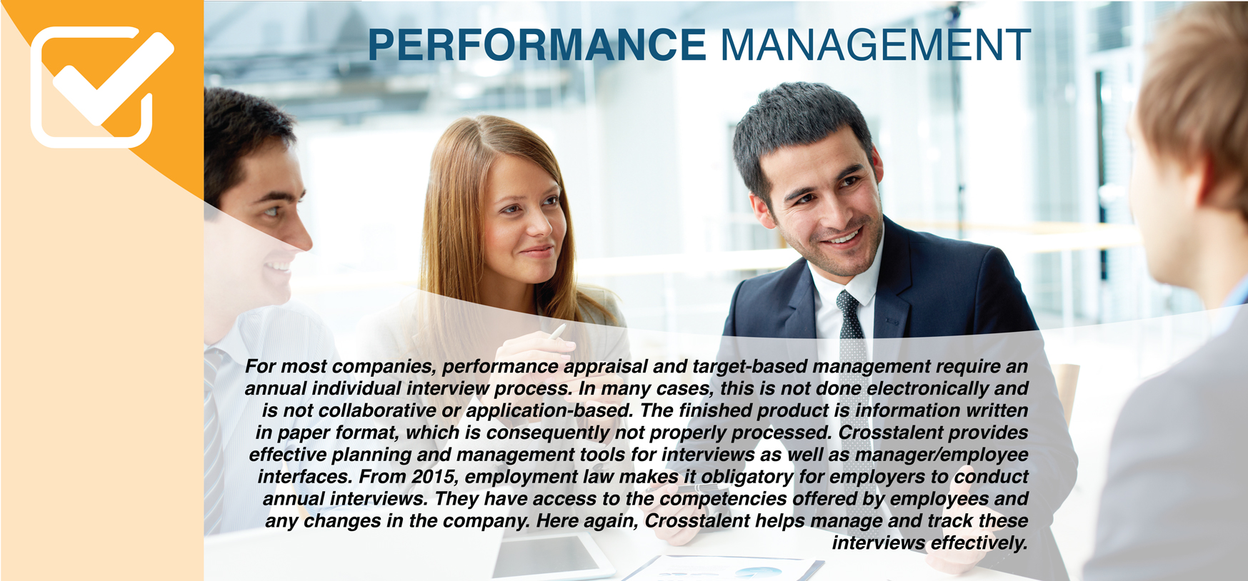 BANNER Performance Management