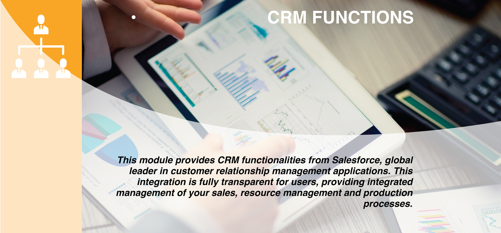 BANNER CRM FUNCTIONS