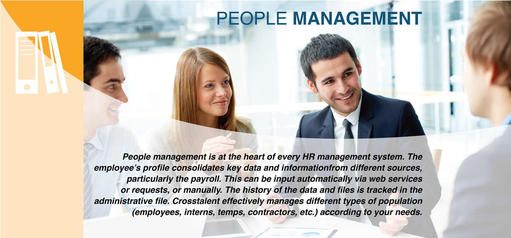 BANNER PEOPLE MANAGEMENT