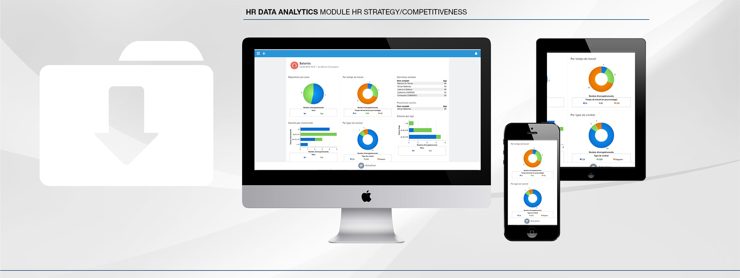 Screenshot HR Strategy/Competitiveness