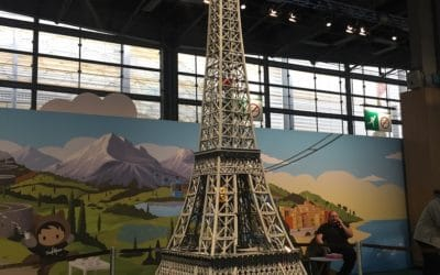 Salesforce World Tour Paris
