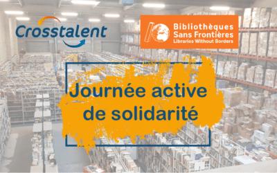 Notre Journée de solidarité active