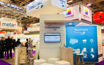 Crosstalent au salon Solutions RH
