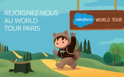 Salesforce World Tour Paris 2019