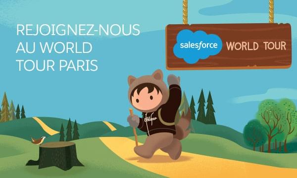 Salesforce World Tour Paris 2019