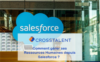 Comment gérer ses Ressources Humaines depuis Salesforce ?