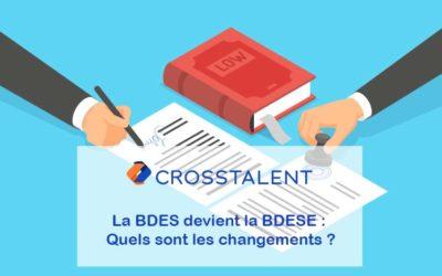 La BDES devient la BDESE : Quels sont les changements ?